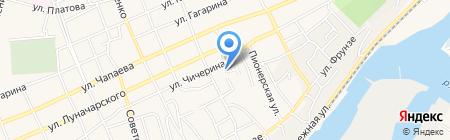 Россельхозцентр на карте Аксая