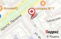 Схема проезда до компании Отделение почтовой связи №3 в Ярославле
