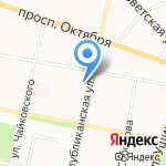 Wedding Camry на карте Ярославля