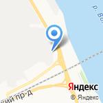 Магазин автозапчастей для грузовых автомобилей и автобусов на карте Ярославля
