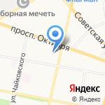 Центр доктора Бубновского на карте Ярославля