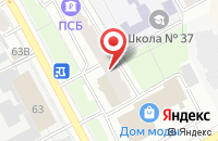 Схема проезда до компании Муниципальная жилищная инспекция в Ярославле