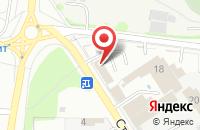 Схема проезда до компании БайтСофт в Ярославле