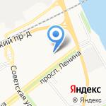 Детский сад №67 на карте Ярославля