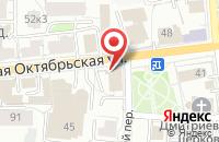 Схема проезда до компании Seo-grand в Ярославле