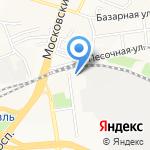 Центр гигиены и эпидемиологии по железнодорожному транспорту на карте Ярославля