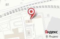 Схема проезда до компании Центр гигиены и эпидемиологии по железнодорожному транспорту в Ярославле