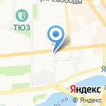 Арт и Дизайн на карте Ярославля