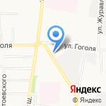 Белладжио на карте Ярославля