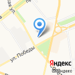 Альянс на карте Ярославля
