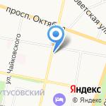 Управление Федеральной службы по ветеринарному и фитосанитарному надзору по Ярославской области на карте Ярославля