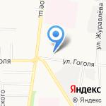 Центр хоккейного развития на карте Ярославля