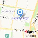 Нотариус Губина Н.А. на карте Ярославля