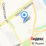 Группа Ренессанс Страхование на карте Ярославля