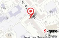 Схема проезда до компании TruExit в Ярославле