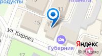 Компания Машенька на карте