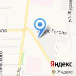 Сельхозмаш на карте Ярославля