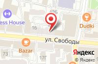 Схема проезда до компании Веб Промо Ярославль Россия в Ярославле