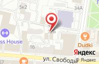 Схема проезда до компании Поликом в Ярославле