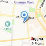 Строитель плюс на карте Ярославля