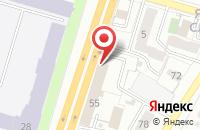 Схема проезда до компании Диасофт в Ярославле