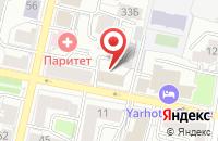 Схема проезда до компании Российский Союз Молодежи в Ярославле