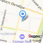 Имидж-студия Екатерины Василиади на карте Ярославля