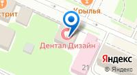 Компания Я люблю на карте