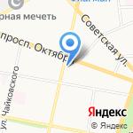 Управление МВД России по Ярославской области на карте Ярославля