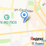 Дрим Тур на карте Ярославля
