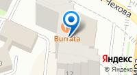 Компания VisitVologda на карте