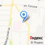 Импульс на карте Ярославля