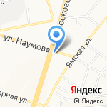 АВТОГРАД на карте Ярославля