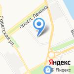 Комдив на карте Ярославля