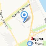 Insert на карте Ярославля