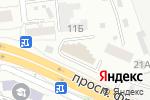 Схема проезда до компании Мои документы в Ярославле