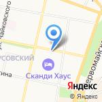 Арс-Кофе на карте Ярославля