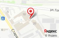 Схема проезда до компании Шашлычный дворик в Ярославле