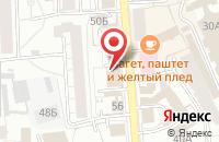 Схема проезда до компании Кафе №1 в Ярославле
