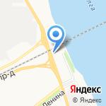 Покрышкин на карте Ярославля