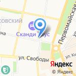 Наше Дело на карте Ярославля