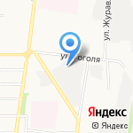 Ярстройметиз на карте Ярославля