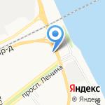 Автотехцентр на карте Ярославля