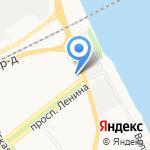 Доктор Голливуд на карте Ярославля
