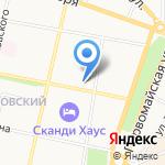Мэтр. К на карте Ярославля
