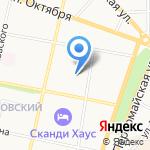 Ярославская школа-интернат №9 на карте Ярославля