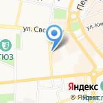 Purpur nails на карте Ярославля