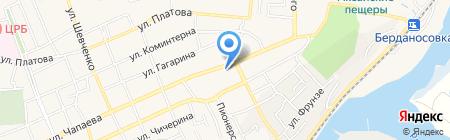 Престиж на карте Аксая