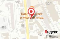Схема проезда до компании Восточный дом в Ярославле