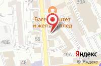 Схема проезда до компании Светлана в Ярославле